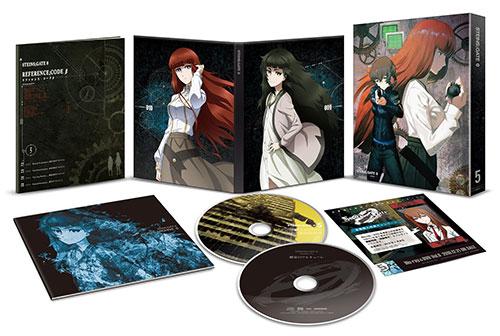 STEINS;GATE/STEINS;GATE 0/★GEE!特典付★シュタインズ・ゲート ゼロ Vol.5【Blu-ray】