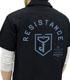 レジスタンス ワッペンベースワークシャツ