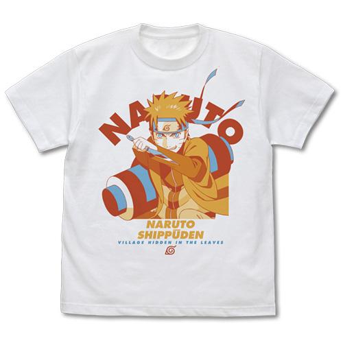 NARUTO-ナルト-/NARUTO-ナルト- 疾風伝/うずまきナルト Tシャツ