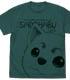 定春の鼻デカ オールプリントTシャツ