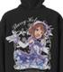 THE IDOLM@STER/アイドルマスター ミリオンライブ!/星降る聖夜 萩原雪歩 フルカラージップパーカー