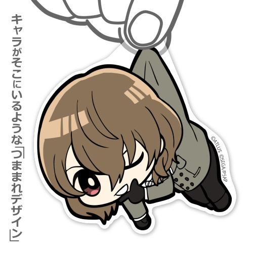 ペルソナ/TVアニメ「ペルソナ5」/明智吾郎 アクリルつままれストラップ
