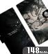 アルベド 手帳型スマホケース148