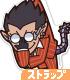 オーバーロード/オーバーロードIII/デミウルゴス アクリルつままれストラップ