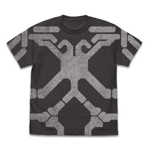 ウルトラマンシリーズ/ウルトラマン/シーボーズ 模様Tシャツ