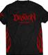 鷹木信悟×L・I・J 「THE DRAGON」Tシャツ