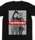 ポプテピピック/ポプテピピック/ポプ子&ピピ美 水着Ver. Tシャツ
