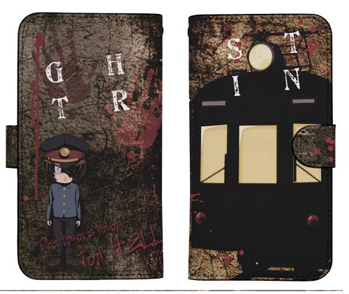ゲゲゲの鬼太郎/ゲゲゲの鬼太郎/幽霊電車 手帳型スマホケース148