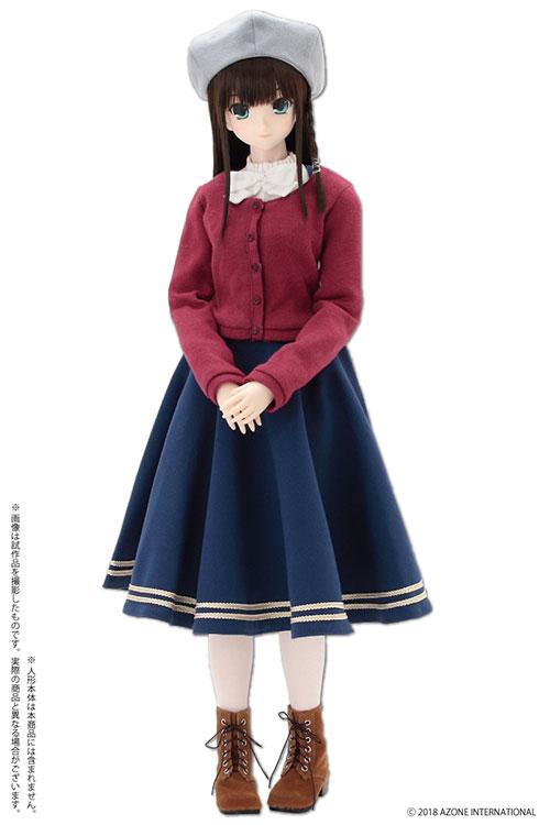 AZONE/50 Collection/FAO129【48/50cmドール用】AZO2 文学少女セット