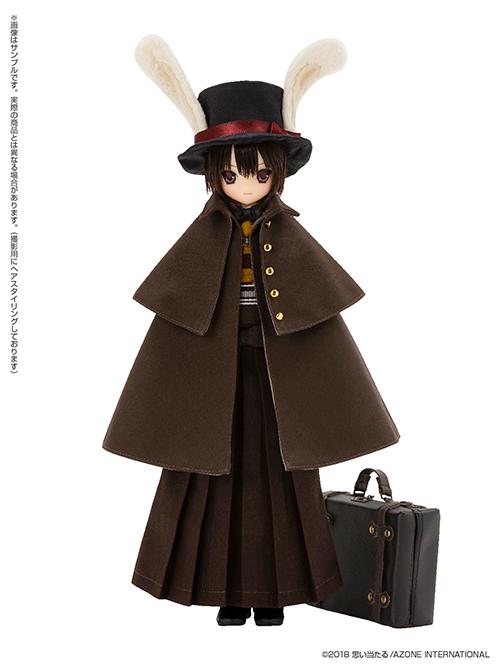 AZONE/えっくす☆きゅーと/えっくす☆きゅーと ふぁみりー Alice'sTeaParty 帽子屋~大正浪漫~あおと POD016-AHA