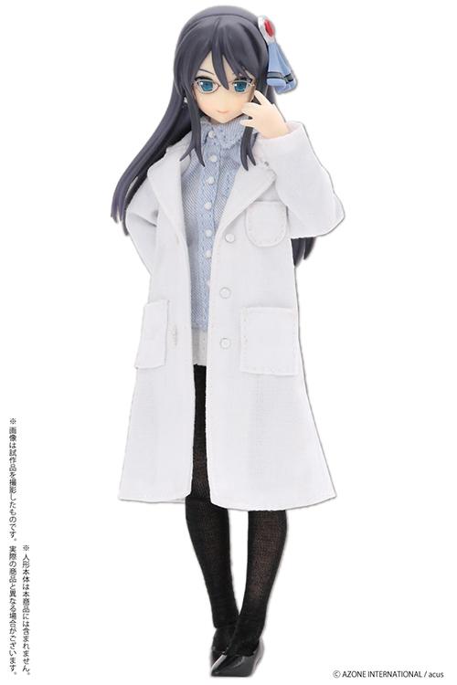 AZONE/ピコニーモコスチューム/PIC239【1/12サイズドール用】1/12白衣
