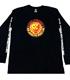 ライオンマーク 長袖Tシャツ(カラーロゴ)