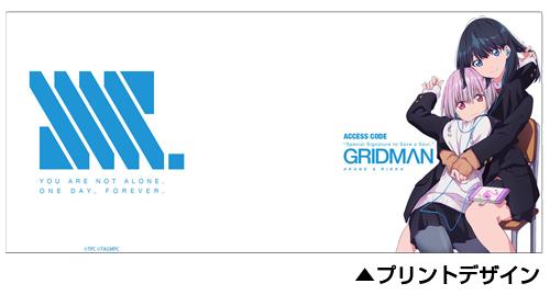 SSSS.GRIDMAN/SSSS.GRIDMAN/アカネ&六花 フルカラーマグカップ
