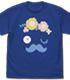 花ひげろー Tシャツ