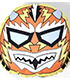 NJPWクッション 雷神
