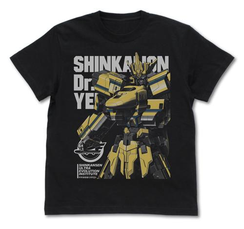 新幹線変形ロボ シンカリオン/新幹線変形ロボ シンカリオン/シンカリオン ドクターイエロー Tシャツ