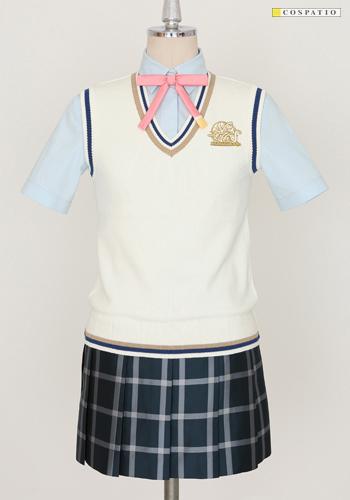 ラブライブ!/ラブライブ!虹ヶ咲学園スクールアイドル同好会/虹ヶ咲学園女子制服 夏服ブラウス