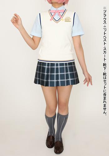 ラブライブ!/ラブライブ!虹ヶ咲学園スクールアイドル同好会/虹ヶ咲学園女子制服 夏服リボン(2年)