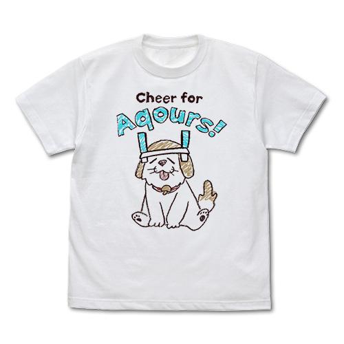 ラブライブ!/ラブライブ!サンシャイン!!/しいたけ応援 Tシャツ