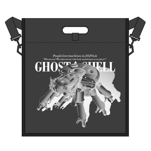 攻殻機動隊/GHOST IN THE SHELL / 攻殻機動隊/GHOST IN THE SHELL / 攻殻機動隊 PREMIUM BOX:DISC III LDパッケージ レコードバッグ