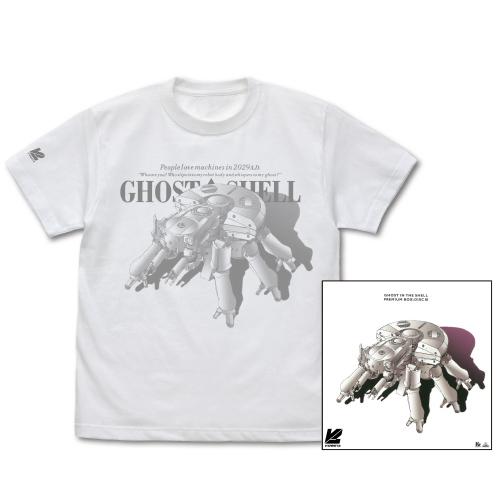 攻殻機動隊/GHOST IN THE SHELL / 攻殻機動隊/GHOST IN THE SHELL / 攻殻機動隊 PREMIUM BOX:DISC III LD パッケージ Tシャツ