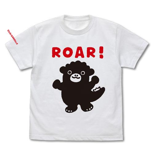 ゴジラ/ちびゴジラ/ちびゴジラ Tシャツ