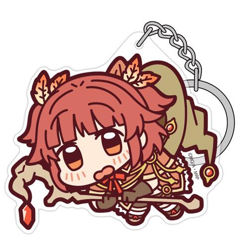 魔法少女まどか☆マギカ/マギアレコード 魔法少女まどか☆マギカ外伝/秋野かえで アクリルつままれキーホルダー