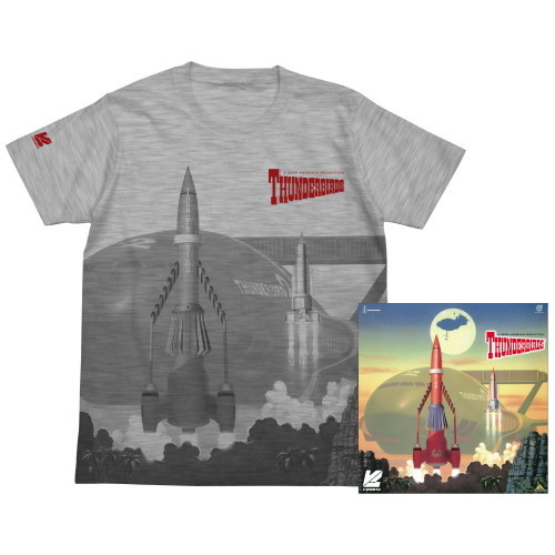 サンダーバード/サンダーバード/サンダーバード IR BOX PART3 LDパッケージ Tシャツ