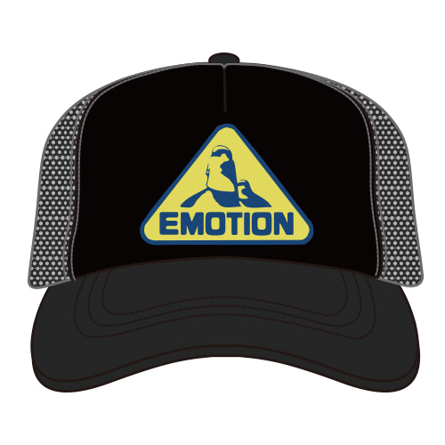 EMOTION/EMOTION/EMOTION キャップ