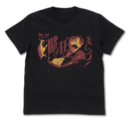 賭ケグルイ/賭ケグルイ/さァ、賭け狂いましょう! Tシャツ