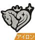 THE IDOLM@STER/アイドルマスター シンデレラガールズ/ポジティブパッション ワッペン