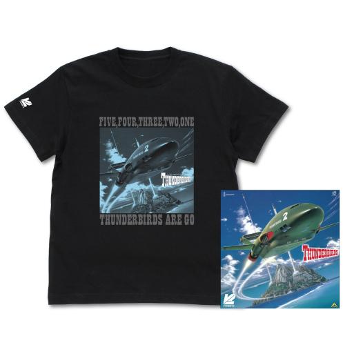 サンダーバード/サンダーバード/サンダーバード IR BOX PART2 LDパッケージ Tシャツ