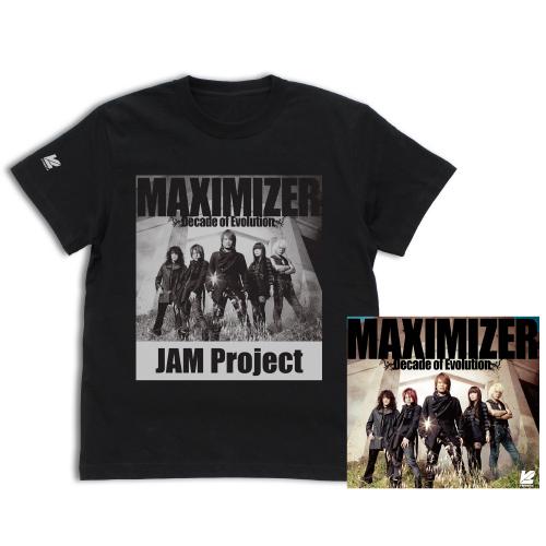 タレント・声優・歌手/JAM Project/JAM Project CDジャケット プレスTシャツ