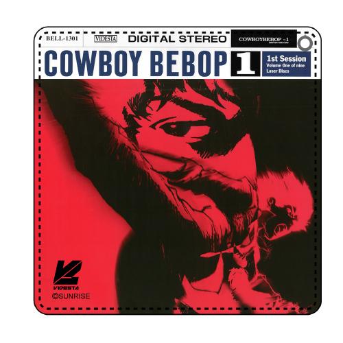 カウボーイビバップ/カウボーイビバップ/COWBOY BEBOP 1巻 LDパッケージ パスケース