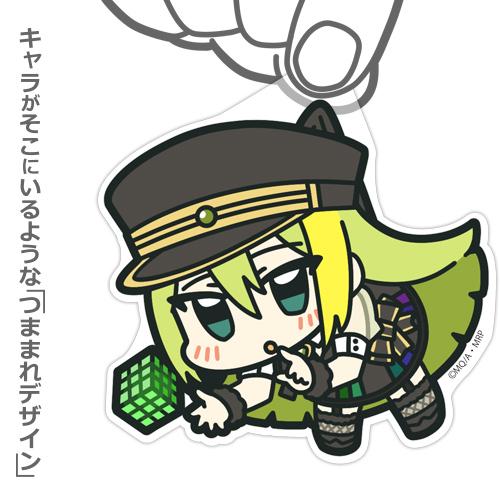 魔法少女まどか☆マギカ/マギアレコード 魔法少女まどか☆マギカ外伝/アリナ・グレイ アクリルつままれストラップ