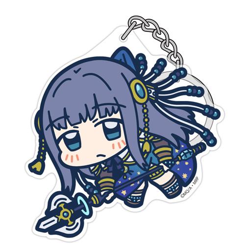 魔法少女まどか☆マギカ/マギアレコード 魔法少女まどか☆マギカ外伝/七海やちよ アクリルつままれキーホルダー