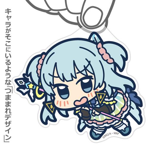 魔法少女まどか☆マギカ/マギアレコード 魔法少女まどか☆マギカ外伝/水波レナ アクリルつままれストラップ