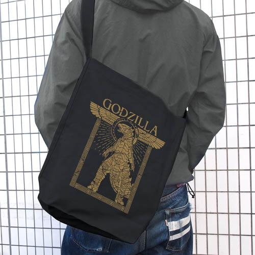 ゴジラ/ゴジラ キング・オブ・モンスターズ/GODZILLA K.O.M. ゴジラ ショルダートート