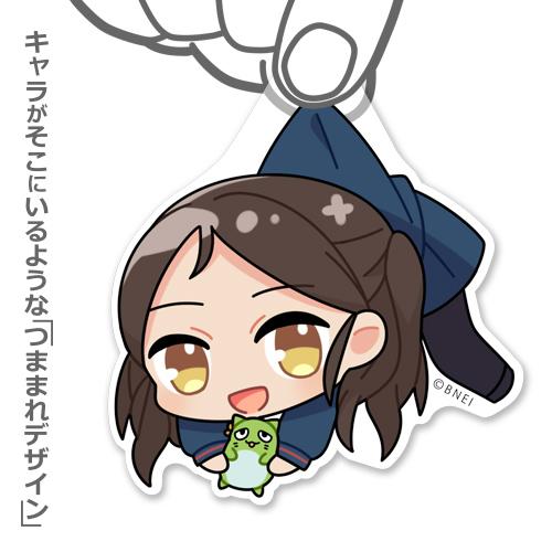 THE IDOLM@STER/アイドルマスター シンデレラガールズ/綾瀬穂乃香 アクリルつままれキーホルダー