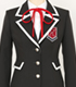 来禅高校女子制服 ジャケットセット