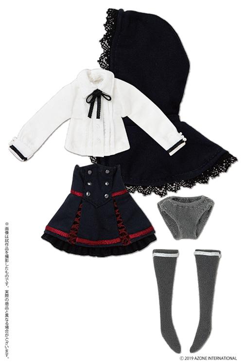 AZONE/ピコニーモコスチューム/PIC267-WHN【1/12サイズドール用】1/12 Kateryna ドレスセット