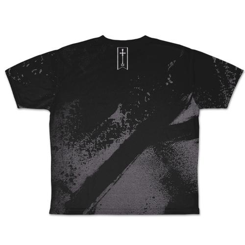 ソードアート・オンライン/ソードアート・オンライン アリシゼーション/閃光のアスナ 両面フルグラフィックTシャツ
