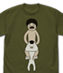 ひげろー&にぎろー Tシャツ