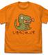 上田鈴帆のいきのこれっくす Tシャツ