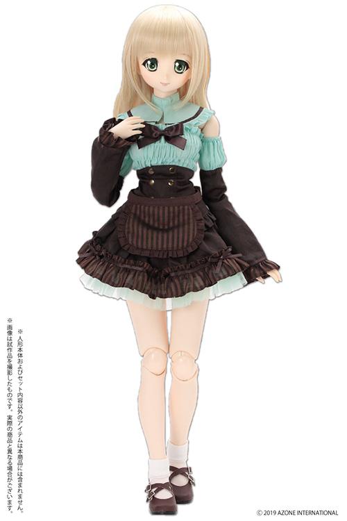 AZONE/50 Collection/FAO132【48/50cmドール用】AZO2 ショコラなメイドさんセット