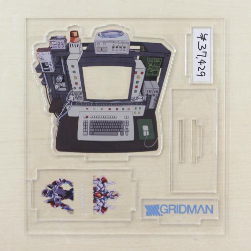 SSSS.GRIDMAN/SSSS.GRIDMAN/ジャンク アクリルスタンド