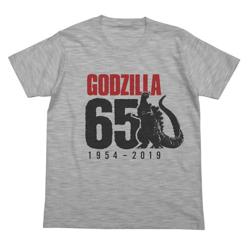 ゴジラ/ゴジラ/ゴジラ65周年Tシャツ