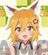 『世話やきキツネの仙狐さん』思い出クリアファイル_仙狐A