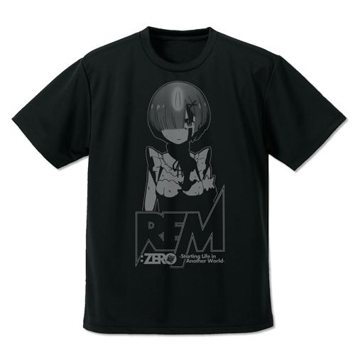 Re:ゼロから始める異世界生活/Re:ゼロから始める異世界生活/レム ドライTシャツ