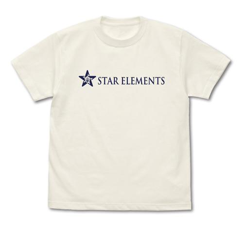 THE IDOLM@STER/アイドルマスター ミリオンライブ!/STAR ELEMENTS Tシャツ